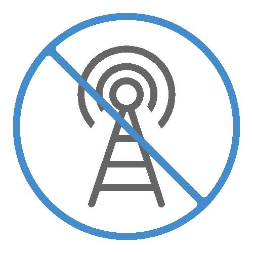 Mobile Communications America - BDA - No Radio Signal